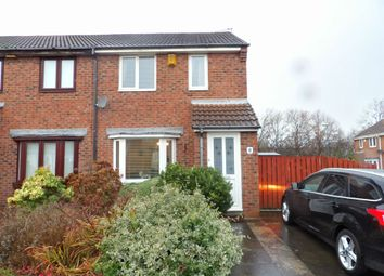 Thumbnail 3 bed semi-detached house for sale in Raleigh Close, South Shields