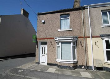 Thumbnail 2 bed end terrace house for sale in Milburn Street, Crook, Co Durham