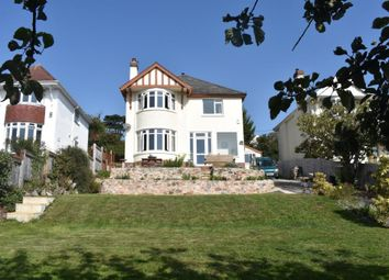 Thumbnail 5 bed detached house for sale in Higher Yannon Drive, Teignmouth, Devon