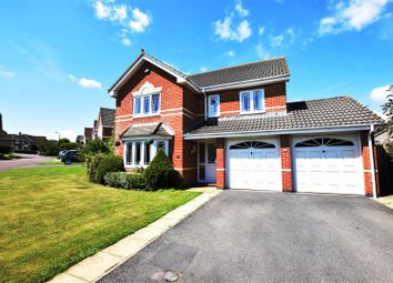 Thumbnail 4 bedroom detached house for sale in Nightingale Rise, Portishead, Bristol