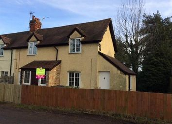 Thumbnail 3 bedroom semi-detached house to rent in New Road, Hemingford Abbots, Huntingdon