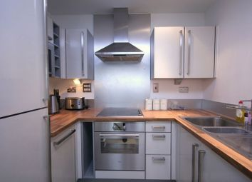 Thumbnail 1 bedroom flat to rent in Blackwall Way, East India - E14,