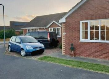 Thumbnail 3 bed bungalow for sale in Meakers Way, Huttoft, Alford