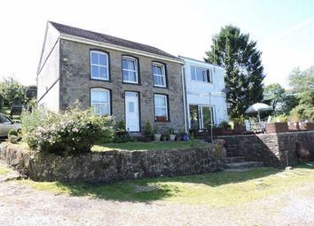 Thumbnail 4 bed farm for sale in Coedffaldau Road, Rhiwfawr, Swansea