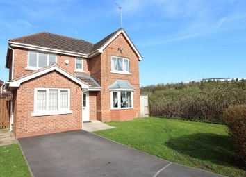 Thumbnail 4 bed detached house for sale in Garsdale Close, Bury