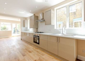Thumbnail 5 bed terraced house for sale in Newbury Road, London