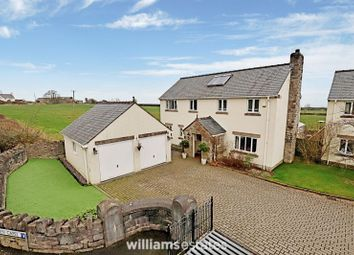 4 bed detached house for sale in Rhosesmor, Mold CH7