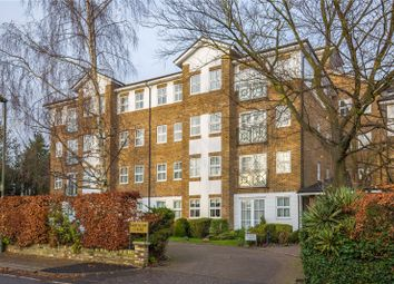 Thumbnail 2 bedroom flat for sale in Greenleaf Court, 17 Oakleigh Park North, London