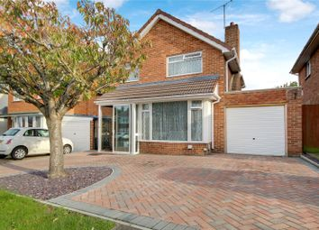 Thumbnail 3 bed detached house for sale in Windsor Road, Lawn, Swindon