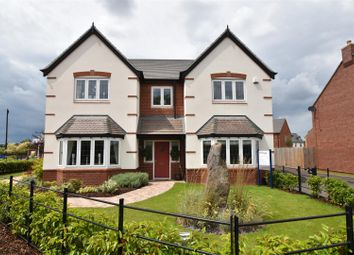 Thumbnail 5 bed property for sale in Lime Gardens, Bevere, Worcester