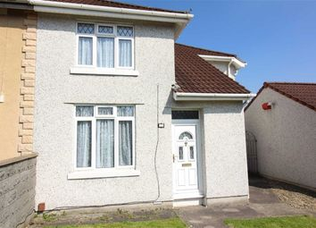 Thumbnail 3 bed semi-detached house to rent in Hollywood Road, Brislington, Bristol