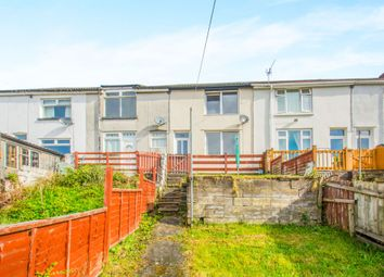 Thumbnail 2 bed terraced house for sale in Llewellyn Street, Gilfach, Bargoed