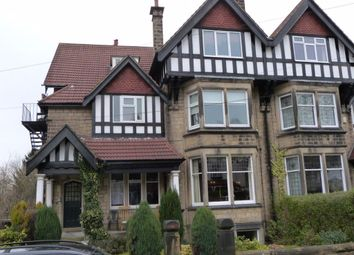Thumbnail 2 bed flat to rent in Tewit Well Road, Harrogate