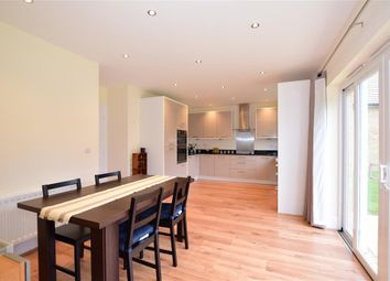 Thumbnail 4 bed detached house for sale in Stone Gardens, Halling, Rochester, Kent