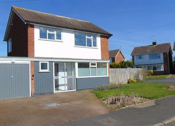 Thumbnail 3 bed detached house to rent in Vandyke Road, Oadby, Leicester