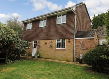 Thumbnail 3 bed detached house for sale in Locks Meadow, Dormansland, Lingfield