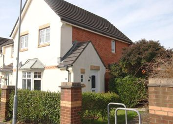 Thumbnail 3 bed terraced house for sale in Carn Yr Ebol, Barry