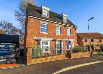 Thumbnail 5 bed detached house for sale in Ty'n-Y-Gollen Court, St. Mellons, Cardiff