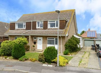 Thumbnail 3 bed semi-detached bungalow for sale in Lampton Close, Wool BH20.