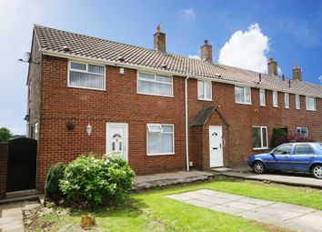 Thumbnail 3 bedroom end terrace house for sale in Vicarage Road, Blackrod, Bolton