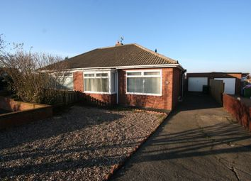 Thumbnail 2 bedroom bungalow to rent in Northbank Crescent, Ormesby, Middlesbrough