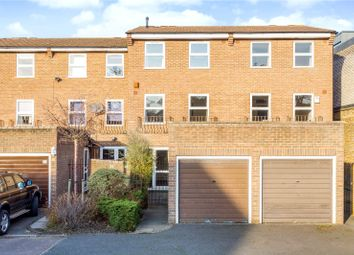 Thumbnail 4 bedroom terraced house for sale in Ellenborough Place, London