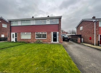3 bed semi-detached house for sale in Towton Drive, Whitwood, Castleford WF10