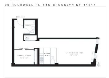 Thumbnail Property for sale in 96 Rockwell Place, New York, New York State, United States Of America