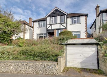 Thumbnail 4 bed detached house to rent in Brancaster Lane, Purley