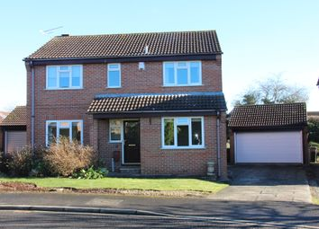 Thumbnail 4 bed detached house for sale in Highland Court, Easingwold, York
