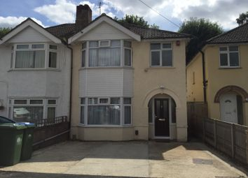 Thumbnail 4 bed property to rent in Chamberlain Road, Highfield, Southampton