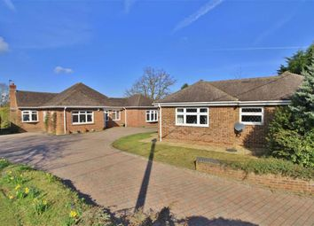 Thumbnail 4 bed detached bungalow for sale in Grange Road, Platt, Sevenoaks