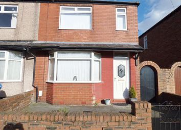 Thumbnail 2 bed semi-detached house for sale in King Edward Street, Warrington