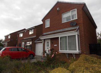 Thumbnail 3 bed detached house for sale in Fox Howe, Coulby Newham, Middlesbrough