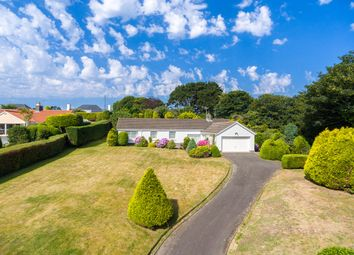 Thumbnail 4 bed detached bungalow for sale in Fort George, St. Peter Port, Guernsey