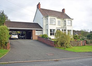 Thumbnail 4 bed detached house for sale in Cefnllys Lane, Llandrindod Wells
