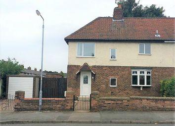 Thumbnail 3 bedroom semi-detached house for sale in Wembley Road, Langold, Worksop, Nottinghamshire