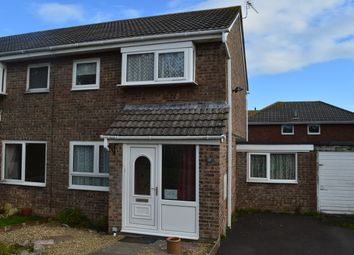 Thumbnail 3 bedroom end terrace house for sale in Harding Close, Llantwit Major