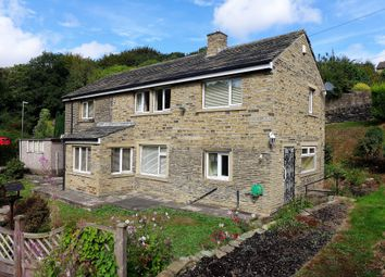 Thumbnail 3 bedroom detached house for sale in Netheroyd Hill Road, Huddersfield, West Yorkshire