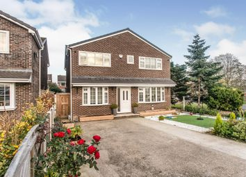 Thumbnail 4 bed detached house for sale in Castlegate Drive, Pontefract