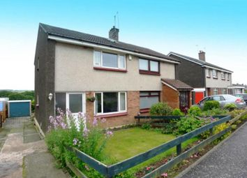 Thumbnail 2 bed semi-detached house to rent in Muirhead Place, Penicuik, Midlothian