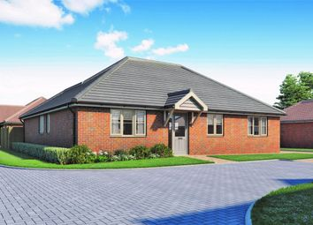 Thumbnail 3 bed detached bungalow for sale in Wivenhoe Road, Alresford, Colchester, Essex