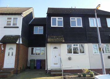 Thumbnail 3 bed terraced house to rent in Runnymede Road, Stanford Le Hope, Essex