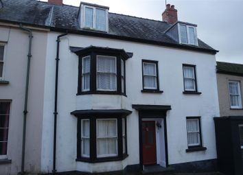 Thumbnail 4 bed terraced house to rent in Tower Hill, Haverfordwest