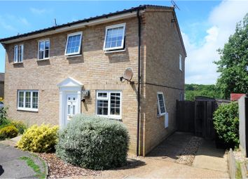 Thumbnail 2 bed semi-detached house for sale in Ganton Place, St. Leonards-On-Sea