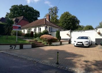 Thumbnail 3 bed bungalow for sale in Lusted Hall Lane, Tatsfield, Surrey, Kent