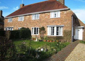 Thumbnail 5 bed semi-detached house to rent in Pound Farm Road, Chichester