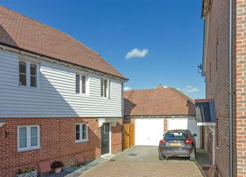 Thumbnail 2 bed end terrace house for sale in Grayling Road, Iwade, Sittingbourne