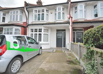 Thumbnail 4 bed terraced house to rent in Caversham Avenue, Palmers Green