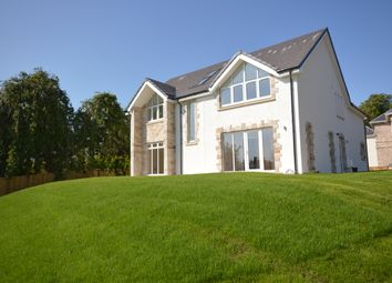 Thumbnail 4 bed detached house for sale in Kirkton Grove, Dumbarton